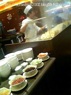 麺のブース☆