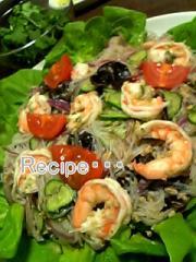タイ風春雨サラダ!