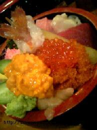 ちらし寿司!