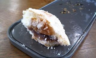 梅干ツイストパン