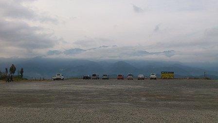 グランフォンド八ヶ岳2011 第3エイド