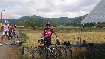グランフォンド八ヶ岳2011 第4エイド