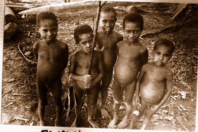裸の子供たち