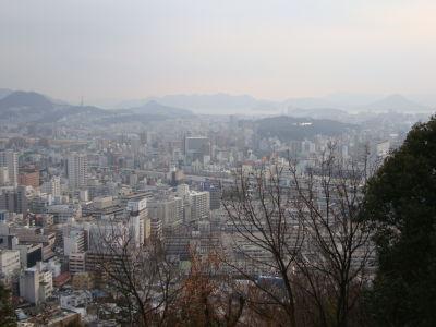 二葉山からの風景
