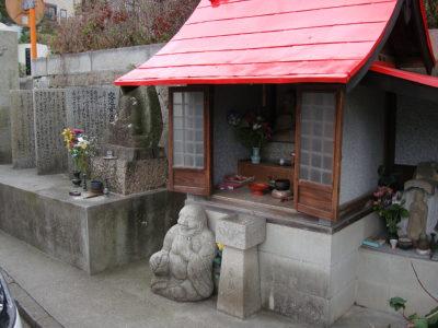 才蔵寺前地蔵尊