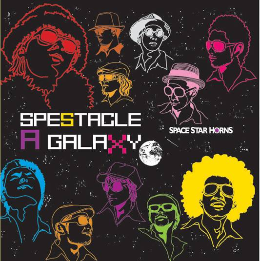 SPESTACLE A GALAXY ジャケット