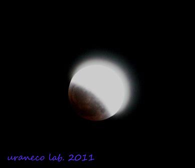 12月10日月食2