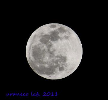 12月10日最後の満月