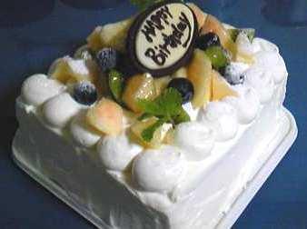 お誕生日ケーキ3
