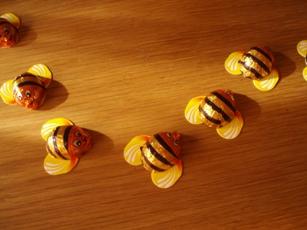 ミツバチチョコ