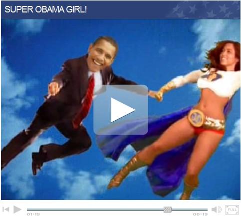 super obama girl