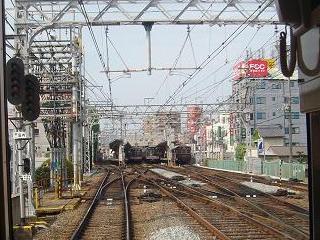 淡路駅のポイント_2009-05-03