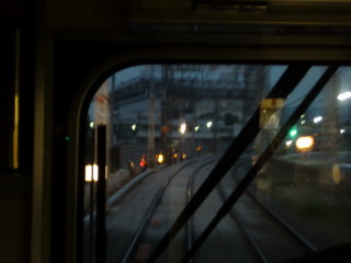 淀駅へ接近中_2009-09-12