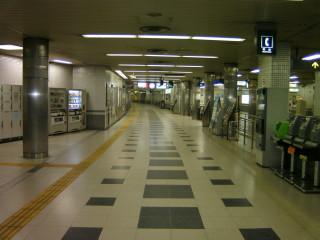 出町柳駅(1)_2009-09-12
