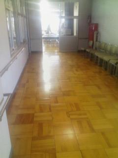 養護学校へ(1)_2009-11-14