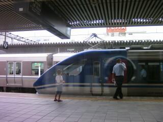 スーパーはくと(姫路駅)_2009-08-06