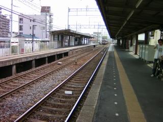 九条駅(奈良県)(3)_2009-09-21