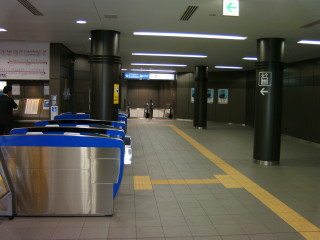 九条駅(大阪府)(4)_2009-09-21