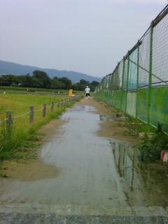 水溜り☆サイクリング_2009-07-11