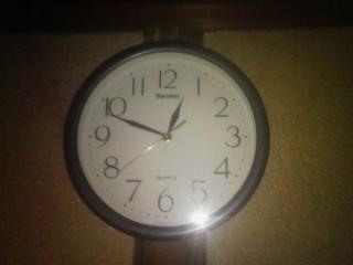 眠れなぁ~い夜(1)_2009-11-24