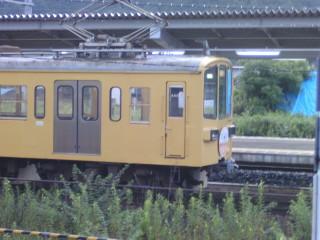 近江鉄道(JR米原駅より)_2009-07-26