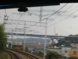 尾道大橋と新尾道大橋(1)_2009-08-05