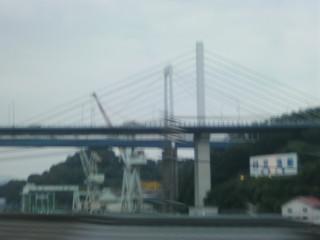 尾道大橋と新尾道大橋(2)_2009-08-05