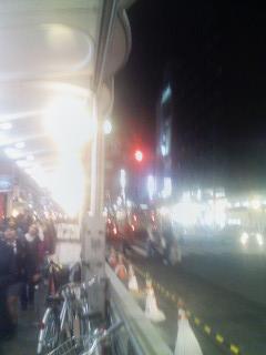 四条の夜(4)_2009-10-25