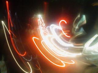手ブレ模様(1)_2009-11-13