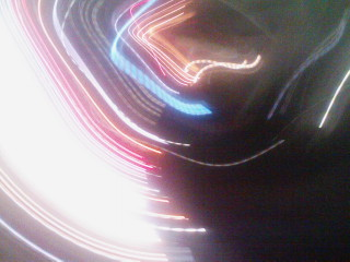 手ブレ模様(2)_2009-11-13