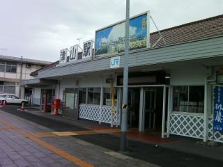 津山駅(3)_2009-08-06