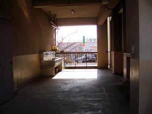 校舎内を吹き抜ける風_2008-12-23