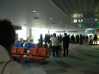 新千歳空港(出発ロビー)_2009-01-30