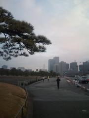 08_内堀通りに出る(皇居ラン)