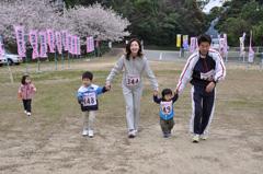 2009桜街道_Teamストレートマン