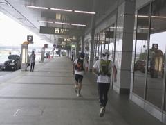 03_空港出発