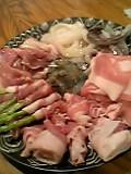 肉類も豊富!!
