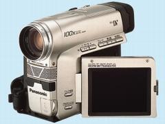 もらったビデオカメラ