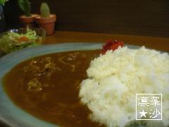 優豆(ゆず)のカレー