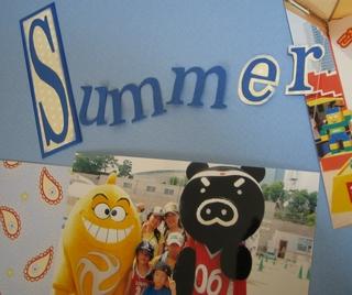 Summer~♪