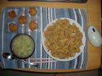 ガーリックライス&タマゴスープ