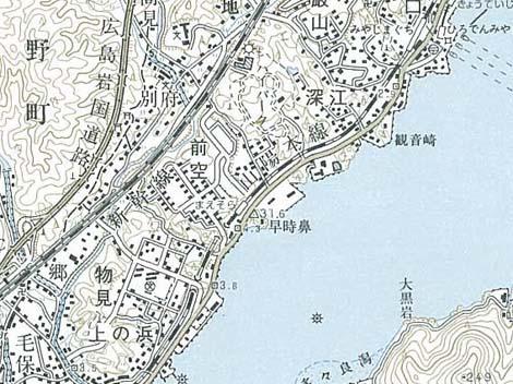図5 保護場所の候補地