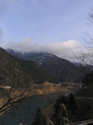大滝ダム湖