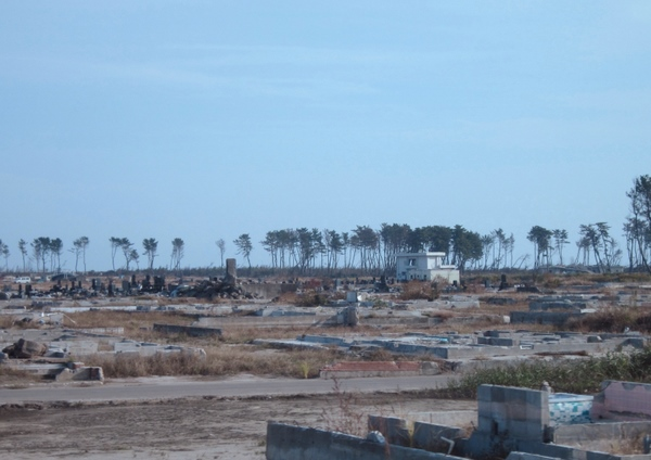 仙台市荒浜