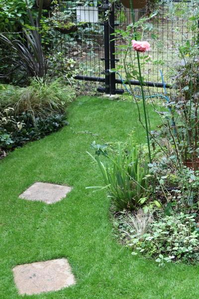 芝庭とジュビリーセレブレーション