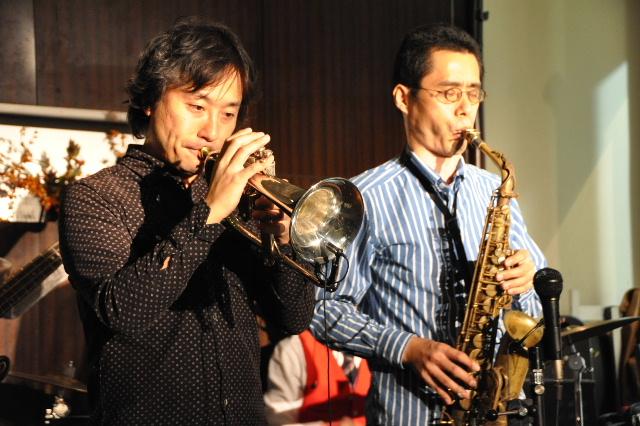 青山バンド8