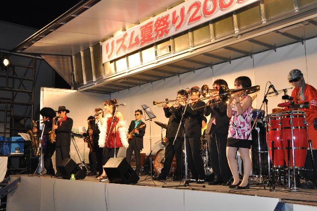 09リズム夏祭り 14