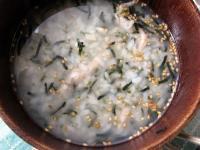 鯵茶漬け(実食)④
