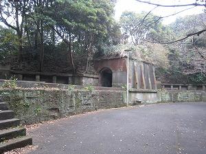 北門第一砲台