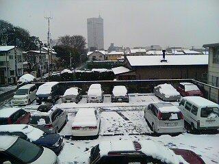 2008.2.3 窓からの景色